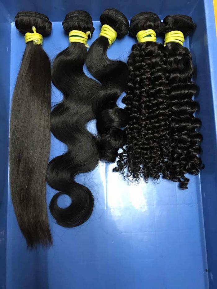 Les cheveux naturels au senegal