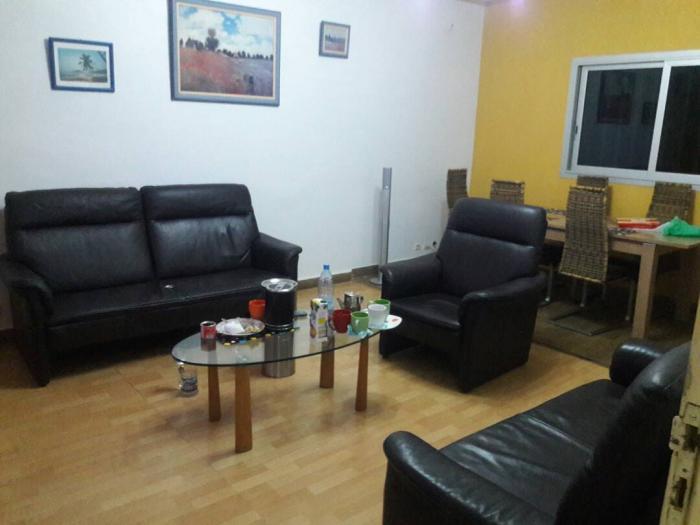 Magnifique appartement meuble for Appartement meuble a dakar