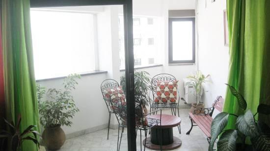 A louer centre ville joli appartement meuble dakar for Appartement meuble a louer dakar senegal