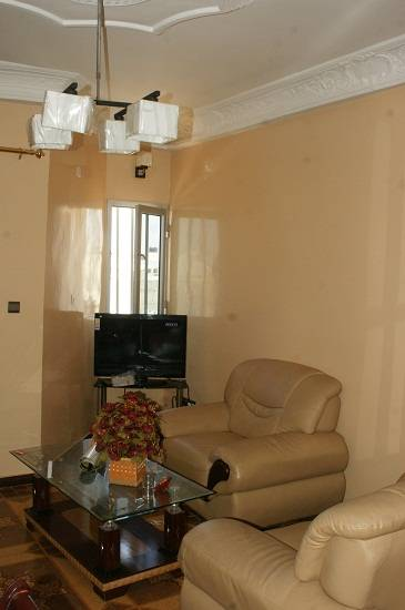 Location des appartements meubl s aux maristes for Location appartement meuble a dakar