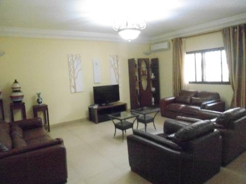 a louer appartement rdc meuble sacre coeur1