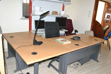 Destockage table de bureau for Destockage bureau