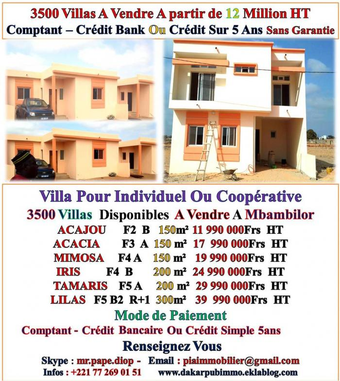 Agence immobiliere au s n gal tous besoins appelez nous for Agence immobiliere dakar