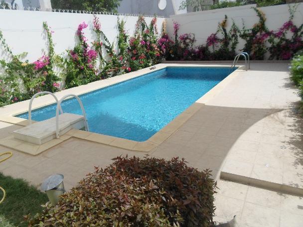 A louer une luxueuse villa avec piscine ngor ref ndao - Louer villa avec piscine ...