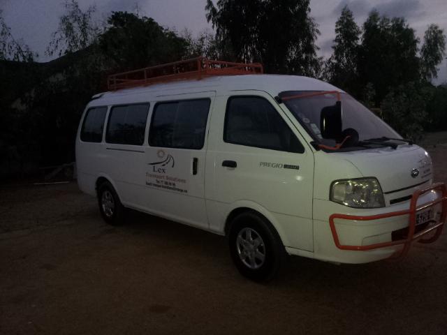 Location de minibus dakar