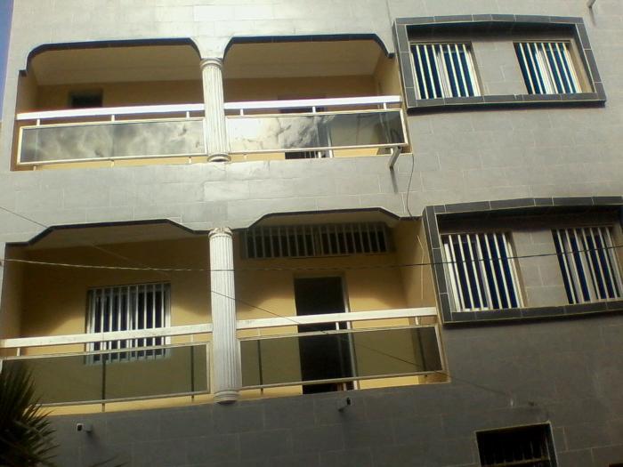 Appartement meuble a louer sur la vdn for Appartement meuble a dakar