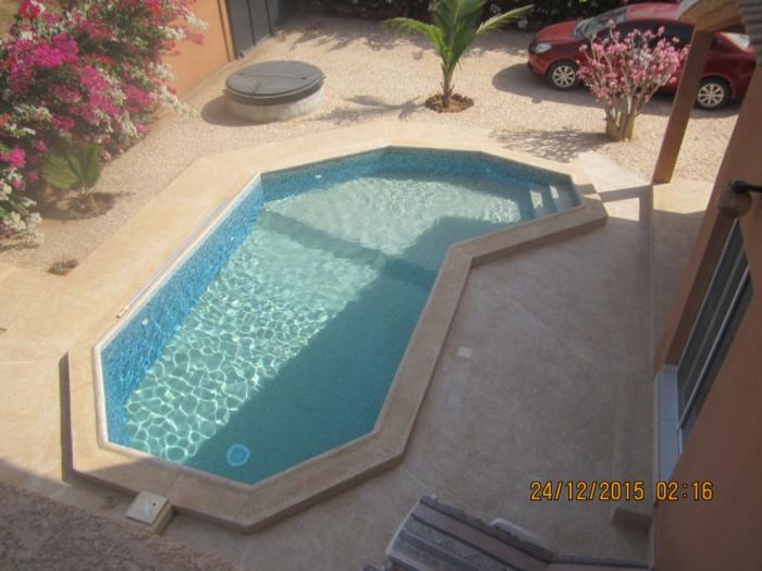 Villa avec piscine for Campement a louer avec piscine