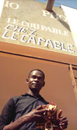 Bayo, le coupable chez le capable