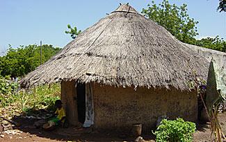 L 39 habitat traditionnel s n galais for Les habitations du monde